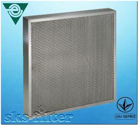 Жироулавливающий фильтр очищает воздух от жиров в системах вытяжной вентиляции от мест приготовления пищи