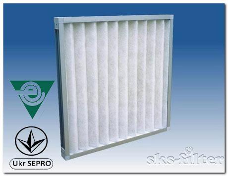 Кассета панельного фильтра является сменным аксессуаром в вентиляционном оборудовании
