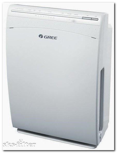 Фотокаталитический очиститель воздуха Gree GCF300 тонкая фильтрация воздуха, расщепление запахов удаление аллергенов и вирусов sks-filter