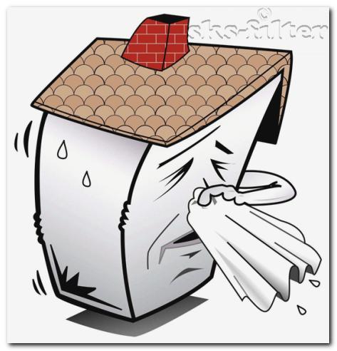 Синдром больного здания - прямое следствие не правильной эксплуатации воздушных фильтров