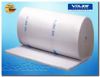 Потолочный фильтр для покрасочных камер V600G - финальная ступень очистки подаваемого воздуха