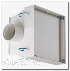Герметичный фильтр-бокс для HEPA фильтра
