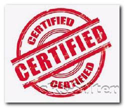 Сертифицированные воздушные фильтры sks-filter