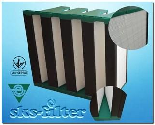 Компактный фильтр тонкой очистки классов очистки M5-F9
